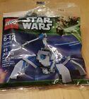 LEGO STAR WARS 30243 Mini Umbaran MHC Polybag - Brand New! Sealed!
