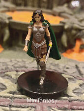 Siona, Captain of the Pyleas D&D Miniature Dungeons Dragons Female Fighter 20