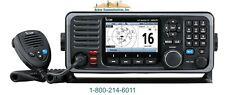 Icom M605 21 Vhf 25w Ipx8 Ais Fixed Mount With Color Display Marine Radio