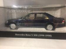 NOREV 1/18 Mercedes Benz S-Class S500 (W140) 1994 Blue Met Art. B66040632