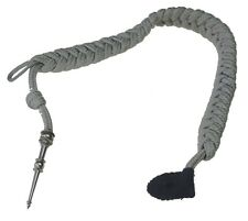 Polish Army PARADE garrison ROPE WITH AIGLET for private soldier jacket NATO LWP