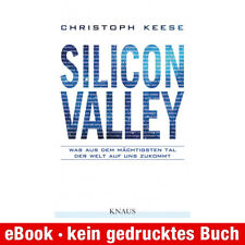eBook-Download (EPUB) ★ Christoph Keese: Silicon Valley