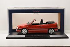 VW GOLF CABRIOLET 1995 RED NOREV 1/18 NEUVE EN BOITE