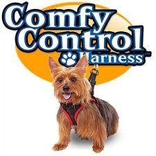 """Pet Supplies Comfy Control Dog Harness Small Chest Adjust vest 19.5""""-22"""" Medium"""