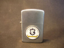 Vulcan Military Insignia Lighter 1110th Balloon Activities Group Made In Japan