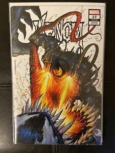 Venom #27 (2020) Tyler Kirkham Secret Trade Dress Variant NM 1st Full Codex