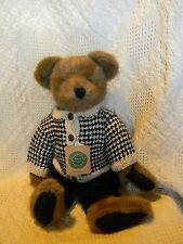 """Boyds RUTHERFORD ~ 1998 issued ~ 16"""" plush ~ excellent condition w/ tags"""