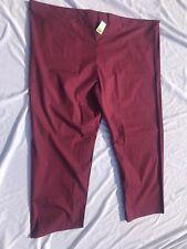 Ams Scrub Uniform Bottom Unisex Pants Color: Wine Style:A300 Sz 6Xl Very Comfy!