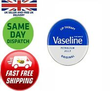 Vaseline Lip Balm Petroleum Jelly Tin 20g Dry Chapped Winter Pack
