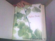 Alpha flore volume 8 par de Roger Favre