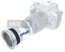 Wide Angle Macro Fisheye Lens for Canon Eos Digital Rebel SL1 T5i XTi