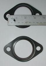 a pair of NOS Mopar Exhaust Pipe Flange Gaskets Dodge Plymouth Chrysler 1636570