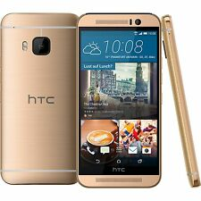 HTC One (M9), Handy, gold