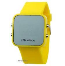 Digital LED Reloj De Pulsera Unisex Hombre Mujer Niños Colegio Niños Niñas