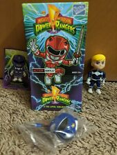 """The Loyal Subjects MMPR Morphin Power Rangers Blue Billy 3"""" Blind Box Figure"""