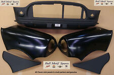 CLASSIC MINI FRONT END PANEL KIT 1985-96 (FRONT PANEL-WINGS-A PANELS)SALOONS