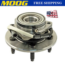 Moog Front Wheel Hub & Bearing for 00-04 Ford F150 Truck 4x4 4WD w/ ABS 515029