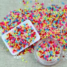 20g Sprinkle Diy Slime Fake Cake Dessert Particle Sprinkle Accessories Supplies