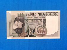 1980 Italy 10,000 Lire Banknote *P-106b.1*          *AU*