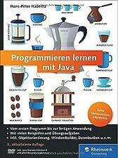 Programmieren lernen mit Java: Aktuell zu Java 8 und mit... | Buch | Zustand gut