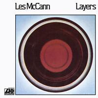Les McCann - Layers [New Vinyl LP]