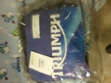 Brand New Triumph Size Large Rain Coat