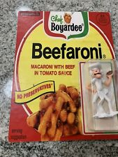 Suckadelic - Chef Boyardee Action Figure - Beefaroni - Sucklord