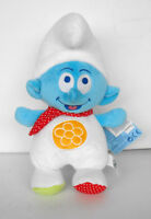 SALES RARE SMURF SCHTROUMPF for baby PLUSH figure 10 inch MINT FRANCE 2011