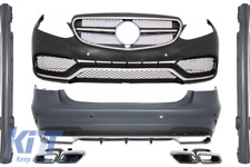 Kit completo Esterno corpo Mercedes Benz W212 E-Class Facelift (2013-) E63 AM