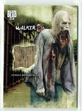 The Walking Dead Road to Alexandria Relic Costume Card WR-1 Walker