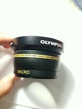 Olympus Camedia Macro Extension Lens Pro MCON-35 62mm / 72mm Mint Condition