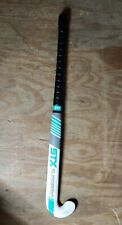 STX Surgeon Rookie Field Hockey (30 Inch, White/Blue/Teal)