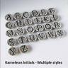 -NEW- AUTHENTIC Kameleon Sterling Silver Alphabet pops