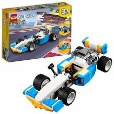 LEGO 31072 Creator 3-IN-1 Model Extreme Engines Race Car Hot Rod And Speedboat