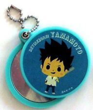 Hitman Reborn Yamamoto Pocket Mirror Key Chain NEW
