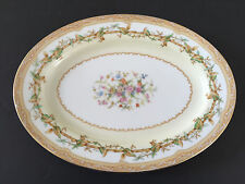 "Noritake China Olympia 680 - 11"" OVAL SERVING PLATTER"