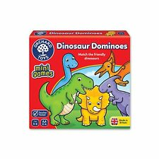 Orchard Toys Dinosaur Dominoes Travel Game