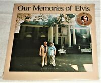 """LOT OF (3) """"STILL SEALED"""" VINYL LP's by ELVIS PRESLEY"""