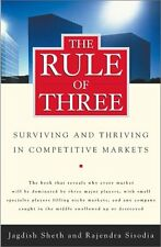 The Rule of Three: Surviving and Thriving in Compe