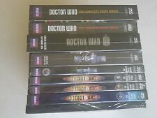 DOCTOR WHO Complete Series:1-9, DVD, FREE SHIPPING, NEW.
