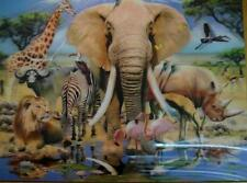 Animals Decorative Posters & Prints with 3D Effect