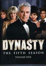 Dynasty: The Fifth Season, Vol. 1 [4 Discs] DVD Region 1