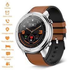 F12 Bluetooth 5.0 Full Touch Smart Bracelet Heart Rate Blood Pressure Waterproof
