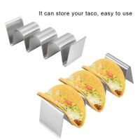 Wave Taco Holders Mexican Food Rack Hot Dog Holder Stand Taco Rack Display