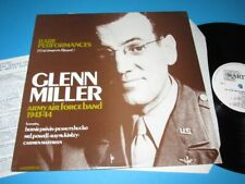 Glenn Miller Army Air Force Band 1943/44 Performances First Time On Record LP