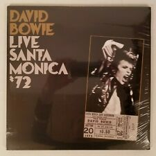 David Bowie - Live Santa Monica '72 - Vinyl LP Record - Numbered - 180g Import