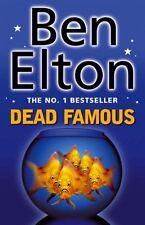Dead Famous by Ben Elton   Paperback Book   9780552999458   NEW