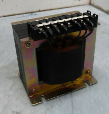 Gomi Electric Transformer, # MTR-117, Cap 750 VA, 1 Ph, Used, WARRANTY