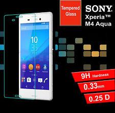 Sony Xperia M4 Aqua Tempered Glass Protector For Sony Xperia M4 Aqua