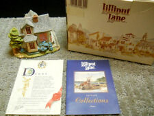 Lilliput Lane Shave and a Haircut American Landmarks #655 Nib & Deeds 1993